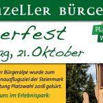 Termintipp:  Siegerfest – Mariazeller Bürgeralpe – Kleine Zeitung Platzwahl 2018
