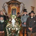 Hubertusfeier in Mitterbach 2018 - Fotos