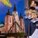 Mariazeller Advent - Wiener Sängerknaben und Eröffnungstag-Eindrücke