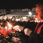 Segnung des Mariazeller Adventkranzes – Advent 2018