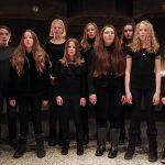 Musikschülerinnen bekamen Gesangsunterricht durch Caroline Vasicek