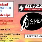 Termintipp: Tourenlauf GMOAOIMSTURM 2019 auf die Gemeindealpe
