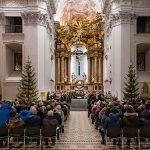 Weihnachtsblasen der Stadtkapelle Mariazell 2018