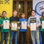 Schützenverein Mariazell sehr erfolgreich beim Jugendcup Mürztal 2019