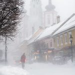 Schneesturm Fotos aus Mariazell – 3. Jänner 2019
