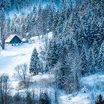 Winterimpressionen Ende Jänner 2019 aus Mariazell