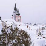 Mitteilung der Stadtgemeinde Mariazell – Müllbehälter