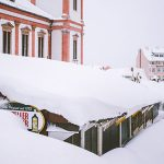 Mariazell – Es schneit und schneit und schneit…