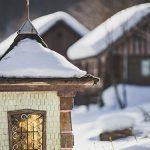 Walstern - Hubertussee Winterfotos