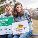 Fam. Eder-Feldbauer steirischer Bauernhof des Jahres 2019
