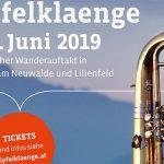 Wander & Musik-Tipp: Gipfelklänge 2019