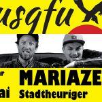 """Termintipp: """"ausgfuXt."""" spielen im Stadtheurigen Mariazell"""