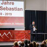 60 Jahre Sportverein St. Sebastian - Feierlichkeit