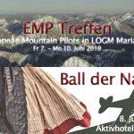 Termintipp: EMP Treffen 7.-10. Juni 2019 in Mariazell