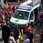 Bergrettung Mariazellerland - Fahrzeugsegung Fotobericht