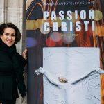 Ausstellung Passion Christi in der Basilika