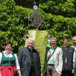 Schützengesellschaft Mariazell beim 35. Landesschützentag NÖ