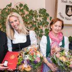 Stadt Mariazell - Goldener Ehrenring für Josef Kuss und Goldene Ehrennadel für Johann Hölblinger