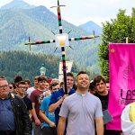 700 Jugendliche pilgern nach Mariazell - 14. Steirische Lehrlingswallfahrt