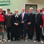 Mitterbach | Einweihungsfeier Bergrettungs-Zentrale und MTF der Feuerwehr