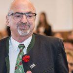 Manfred Seebacher zu seinem 60er Ehrenbürger von Mariazell
