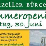 Mariazeller Bürgeralpe Sommeropening