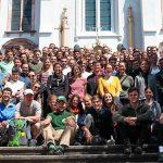 Wallfahrt der österreichischen Studierenden