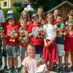 """Kinder entwerfen Künstlergondel für neue Einseilumlaufbahn """"Bürgeralpe Express"""" in Mariazell"""
