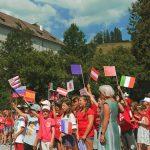 Eindrücke des Abschlussfestes der VS Mariazell