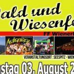 Termintipp: Wald- und Wiesenfest am Seespitz