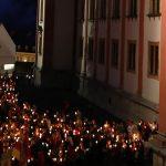 Fotos Festmesse und Lichterprozession - Kroatenwallfahrt