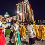 Bild der Woche: Lichterprozession Burgenländische Kroatenwallfahrt