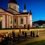 Lichterprozession zu Mariä Himmelfahrt 2019