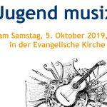 Jugend musiziert in der Evangelischen Kirche Mitterbach