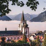 Herbstzeit in Mariazell - Fotos