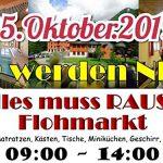 Flohmarkt im JUFA-Sigmundsberg wegen Erneuerung