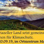 Aktionstag für den Klimaschutz in Mariazell