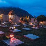 Allerheiligen und Allerseelen - Friedhof Mariazell 2019