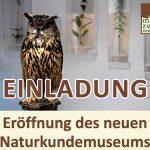 Termintipp: Eröffnung des neuen Naturkundemuseums in Mariazell