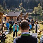 Weisenblasen am Hubertussee-Walstern 2019 – Fotos