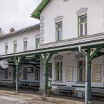 """Hinweis: Die ersten Fotos vom """"Geldloch"""" im Bahnhof Mariazell"""