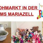 Termintipp: FLOHMARKT IN DER NMS MARIAZELL