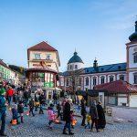 Martinsfeier mit Laternenfest in Mariazell 2019 – Fotos