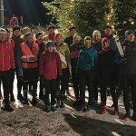 27. Adventlauf der Diözesansportgemeinschaft von Mariazell nach Graz