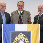 Staffelübergabe - Johann Kleinhofer neuer Bürgermeister von Mariazell