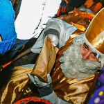 Nikolaus und Krampus in Mariazell