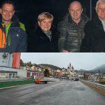 """Parkplatzeröffnung für Einseilumlaufbahn """"Bürgeralpe Express"""""""
