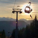 """Bild der Woche: Bergeübung beim """"Bürgeralpe Express"""""""