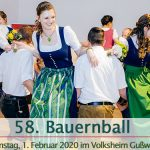 Termintipp: 58. Mariazeller Bauernball | 1. Februar 2020