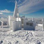"""Bild der Woche: """"Sibirischer"""" Spielplatz auf der Gemeindealpe"""